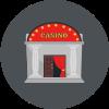 Ikon för online casino