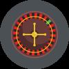 Ikon för roulette