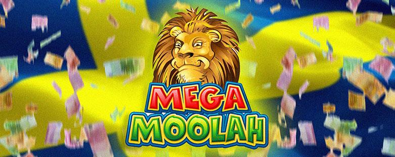 Svensk vinner över 147 miljoner på Mega Moolah