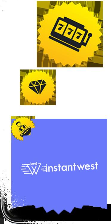 instantwest casino bonus
