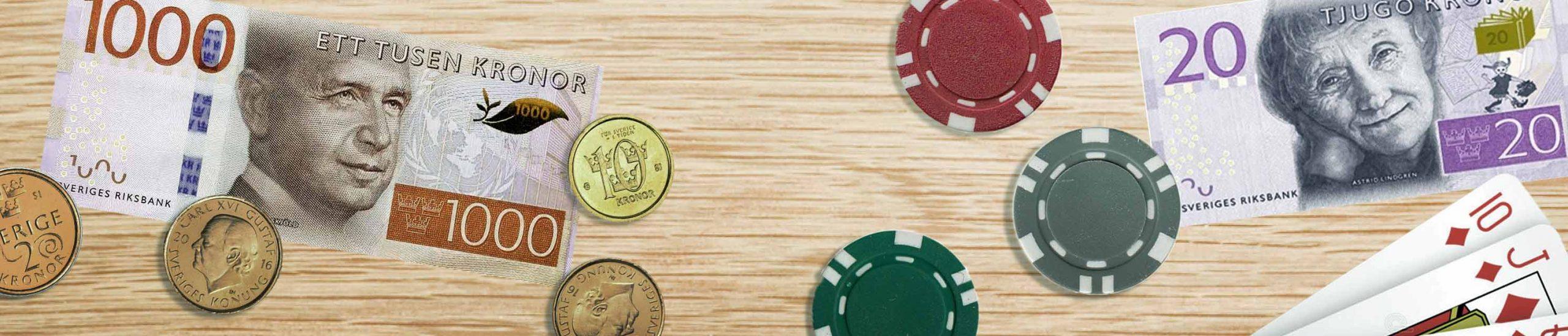 casinon med svenska kronor