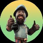 gonzos quest icon